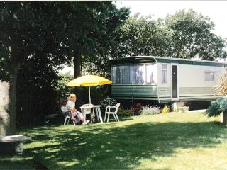 Harmony Static caravan, Burniston