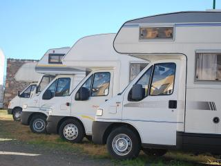 motorhome on rent barcelona spain, Llagostera