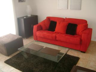 Apartment furnished to a high standard