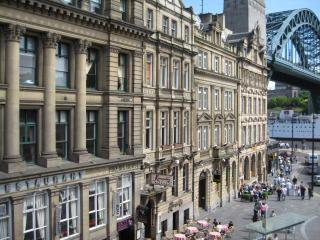 Quayside Penthouse Apartments, Newcastle upon Tyne