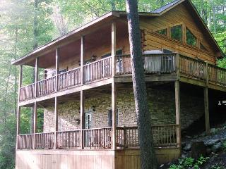 Arbor Den Log Cabin spacious cabin with great access to Boone/ Blowing Rock