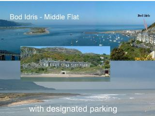 Bod Idris - Middle Flat, Barmouth