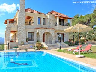 Luxury villa with private pool, gym, games room, Chania Town