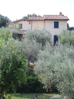Enjoy the relaxing surroundings of Il Raggio with it's superb views
