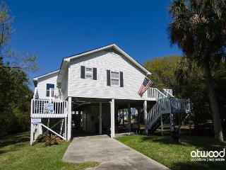 Gaillardia - Third Row Updated Home, Ocean View, Isola Edisto