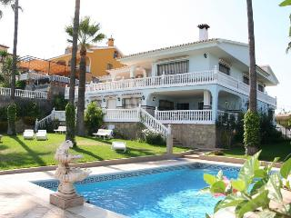Great house by the sea. Malaga, Torre del Mar