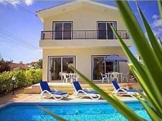 Superb 3-bed Villa by the Sea, Paphos