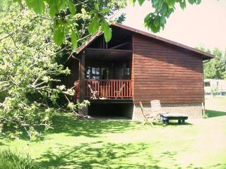 Maple Lodge pondfauld holidays, Blairgowrie