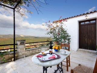 House with panoramic view, Chania Prefecture