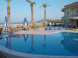 Dolphin 5 seafront apartment, at Sunset Beach Club, Fethiye