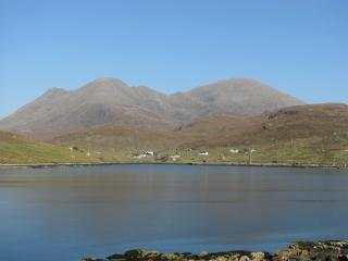 Seaview chalet, Isle of Harris