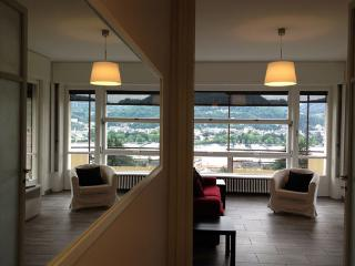 Exclusive apartment with Como city view