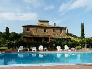 Holiday lodging near Pienza D, Torrita di Siena