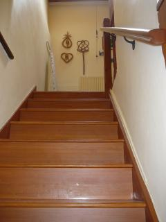 Little Cleave stairs