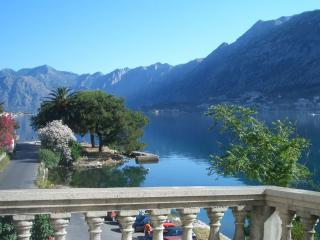 Kotor fjord by the sea holiday, Muo