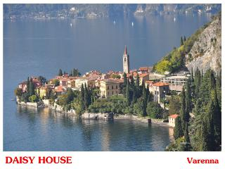 DAISY HOUSE Varenna Vacation F