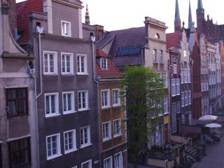 Mariacka street - THE MOST BEAUTIFUL IN THE CITY !, Gdansk