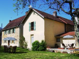 Cottage Dordogne w/Pool sleeps 5 Fishing nr sites, Aubas