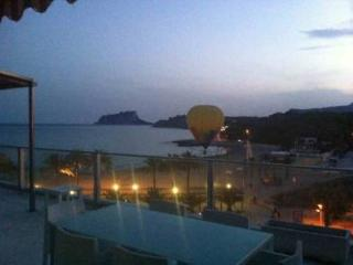 Moraira Seafront Apartment - panoramic views