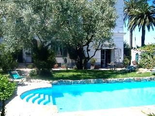 apartment in charming Villa with swimming pool, Massa Lubrense