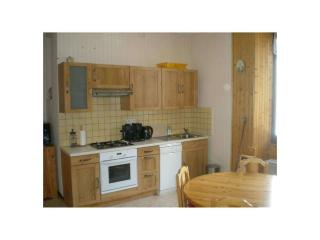 New kitchen with microwave, dishwasher, raclette, juicer, fondue