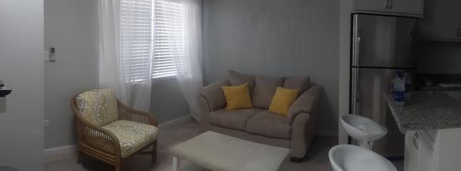Clean Comfortable Living Room