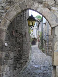 Old villages with cobbled streets to explore