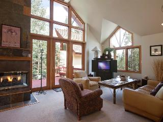 A private winter paradise - Ski in/out, private hot tub - High Pine Lodge at Winterleaf, Mountain Village