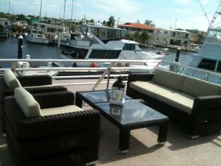 3 Bedroom Brand New Houseboat at the Pilot House Marina and Restaurant - Key Largo vacation rentals
