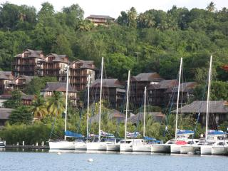 Capella Hotel Apartment, Marigot Bay