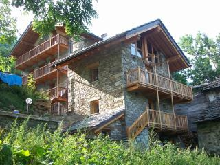 Chalet Walser, Fontainemore