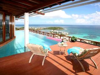 SPECIAL OFFER: St. Martin Villa 193 Wake Up To The Sunrise Overlooking St. Barths, The Atlantic Ocean, And Beautiful Oyster Bay Marina., Oyster Pond