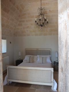 Master bedroom, from the terrace