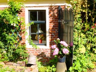 Romantic house at countryside, Winsum