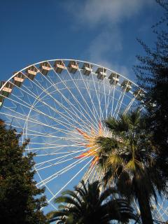 place massena - nice's centre for shopping, dining, etc., an easy ten minute stroll away