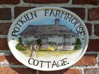 Potkiln Farmhouse Cottage, Tenterden