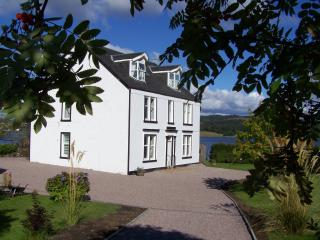Seaside House- Ground floor flat, Ardrishaig
