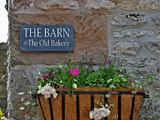 'The Barn' @ The Old Bakery, Youlgrave, Bakewell