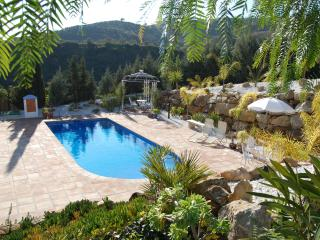 Villa with secluded pool 3BR all en suite air-con, Alora