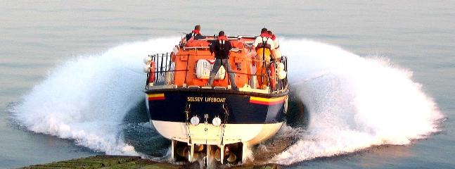 Lifeboat View!