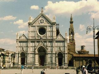 Apartment in in Santa Croce area of Florence with free wi-fi, Florencia