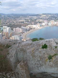 Feeling fit?  View from Penon de Ifach, Calpe