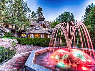 Edgewood Castle 15,000sf 5 star luxury Sleeps 24!, Big Bear Region