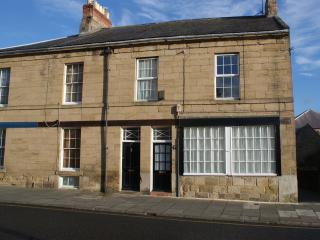 Alnwick town centre location