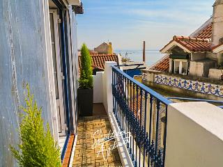 Studio with small terrace, Lisboa