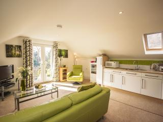 The Green Room at Linden Lodge, Chichester