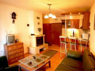 Living area / kitchen, perfect for a self catering holiday