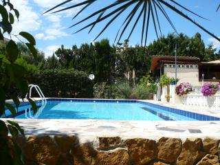 Nice holiday home/private pool, L'Alfas del Pi