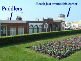 Paddlers, Bexhill-on-Sea