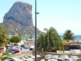 Apartment for 7 persons near the beach in Calpe - Alicante Province vacation rentals